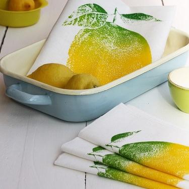 Frische Farben für die Küche