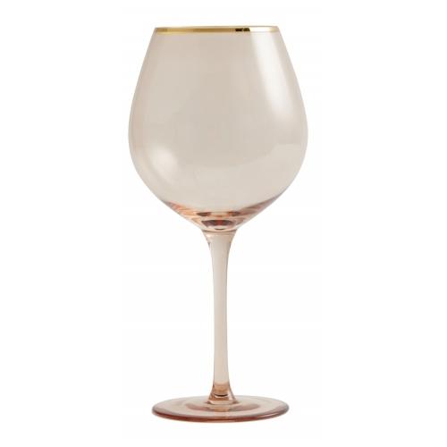 Goldie Weinglas mit Goldrand von NORDAL