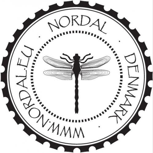 Schwarzes Salatbesteck von NORDAL - spülmaschinengeeignet