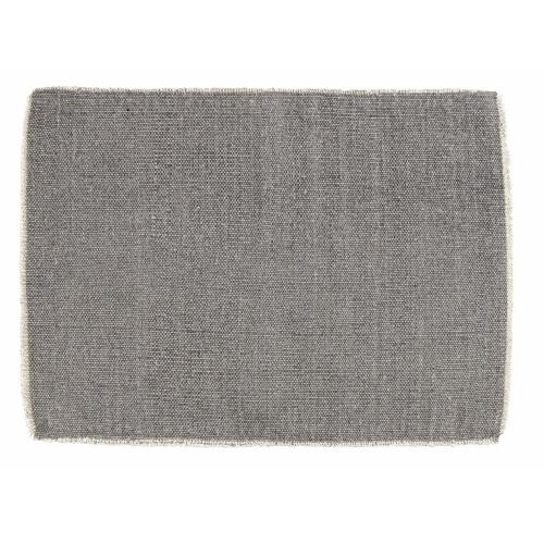 Tischset Platzdecke purple grey von Nordal Baumwolle grau 33x48 cm