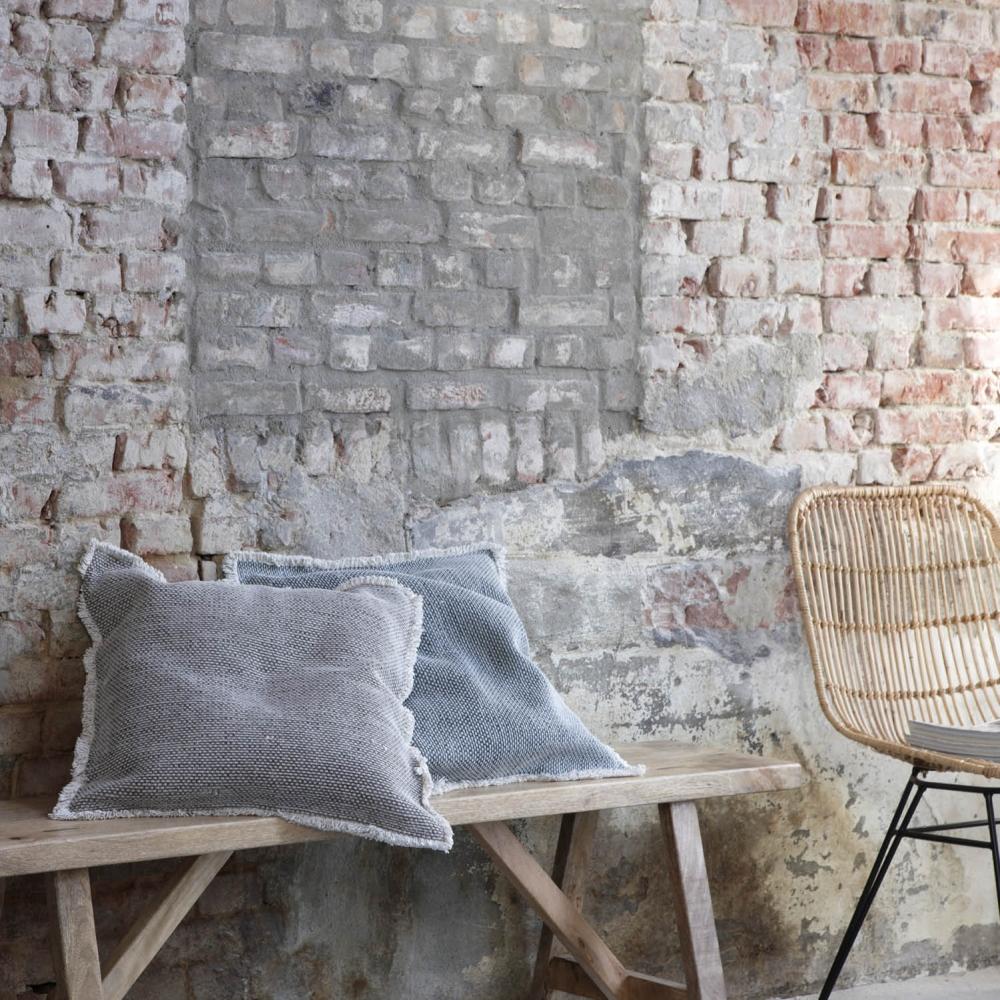 kissen noor von walra 50x50 cm farbe jade. Black Bedroom Furniture Sets. Home Design Ideas