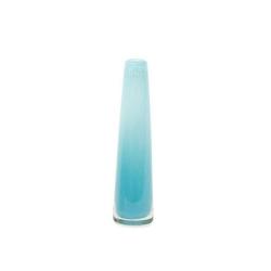 Dutz Vase Solifleur Aqua kleine Glasvase 15 cm aqua blau