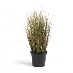 Kunstpflanze Zwiebelgras 60 cm