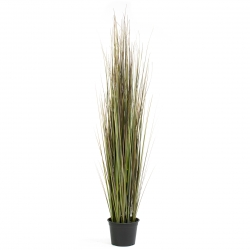 Kunstpflanze Zwiebelgras 153 cm