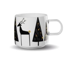 Henkelbecher Rentiermotiv Weihnachten von Asa Selection