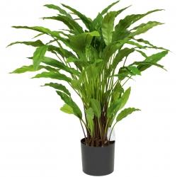 Kunstpflanze Calathea 85 cm
