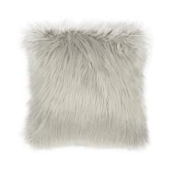 Kissen Lara Farbe Elfenbein weiß 45x45 cm, abnehmbarer Bezug, inkl. Füllung