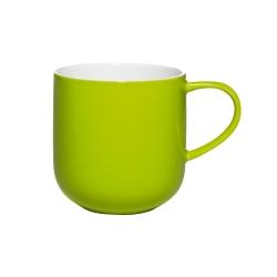 Henkelbecher kiwi hellgrün innen weiß von Asa Selection 0,4 L