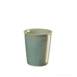 Espresso-Becher grün Landhaus-Stil von Asa Selection 0,1 L