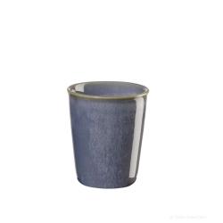 Espresso-Becher blau Landhaus-Stil von Asa Selection 0,1 L