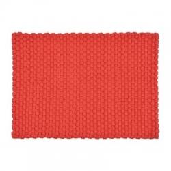 Fußmatte Uni Indoor und Outdoor von Pad Concept 52x72 cm Rot