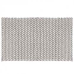Fußmatte Uni Indoor und Outdoor von Pad Concept 52x72 cm Sand-Grau