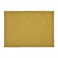 Fußmatte Uni Indoor und Outdoor von Pad Concept 52x72 cm Yellow Gelb