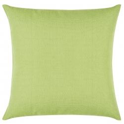 Kissen Risotto Grün 50x50 cm von pad abnehmbarer Bezug 40 Grad waschbar