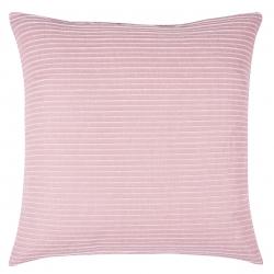 Kissen Lamonte Dusty Pink 50x50 cm von pad abnehmbarer Bezug 40 Grad waschbar