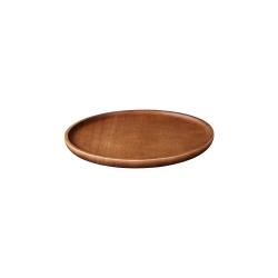 Akazienholz Teller von ASA Selection - aus massivem Holz D 15 cm