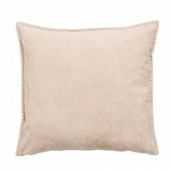 Kissen aus Cord 48x48 cm von Nordal light pink