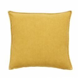 Kissen aus Cord 48x48 cm von Nordal Curry Gelb