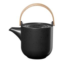 Teekanne mit Holzgriff, kuro von Asa Selection 0,6 L