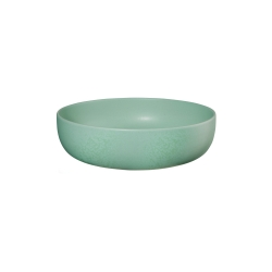 Salatschale minto von Asa Selection D 27,5 cm H 7,5 cm mintgrün
