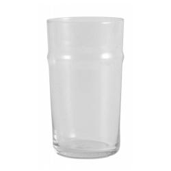 Airy Trinkglas von NORDAL mit Luftblasen, transparent, Handgemacht
