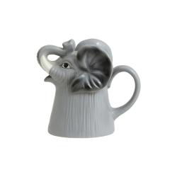 Elefant Sahnebecher ANNATO von NORDAL Milchkännchen