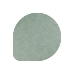 Tischset von Asa aus Lederimitat 36,5x36,5 cm Mint, Spearmint