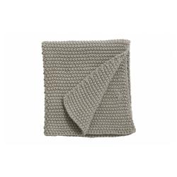 MERGA Allzwecktuch grau von NORDAL Geschirrtuch 27x27 cm
