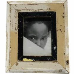 Bilderrahmen Shabby Vintage-Rahmen Holzrahmen Recycling-Holzrahmen Karoo Frames