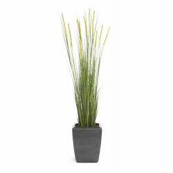 Kunstpflanze Foxtail Gras 90 cm