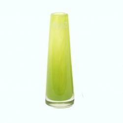 Dutz Vase Solifleur Lime H 15 cm kleine Glasvase