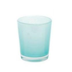 Dutz Vase conic blue Höhe 14 cm Durchmesser 12 cm