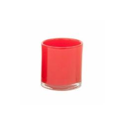 Dutz Vase votive Rot 7 cm