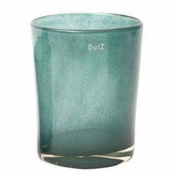 Dutz Vase conic pine tree grün-blau Höhe 17 cm Durchmesser 15 cm