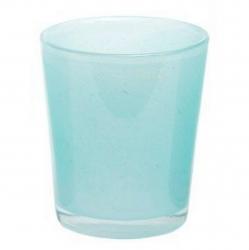 Dutz Vase conic blue Höhe 17 cm Durchmesser 15 cm