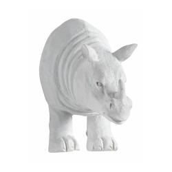 Nilpferd Türknauf von Nordal Türknopf Türgriff Rhino