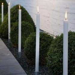 Kerzenfackel