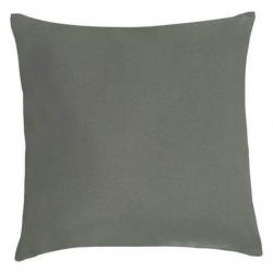 Outdoor Kissen für Draußen 47 x 47 cm Farbe graphit dunkelgrau