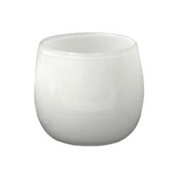 Dutz Pot weiß H 11 cm