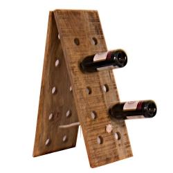 Weinflaschenhalter zusammenklappbar
