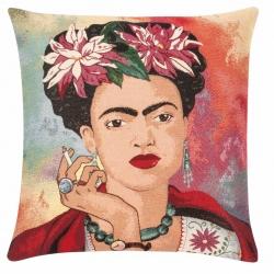 Kissen Frida Kahlo 45x45 cm abnehmbarer Bezug