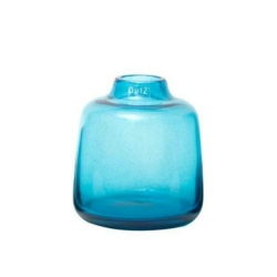Dutz Vase Tisza marineblau H 19 cm D18 cm