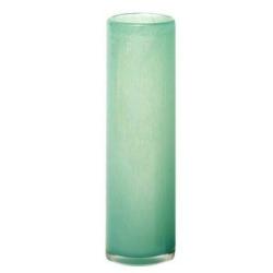 Dutz Vase Cylinder Jade Kleine Glasvase H 19,5 cm jadefarben petrol